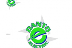 Danto-Electric-Logo-Vector